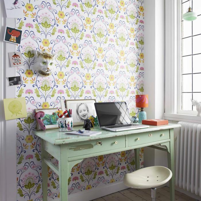 Tienda online telas papel papeles pintados eco happy - Papeles pintados online ...