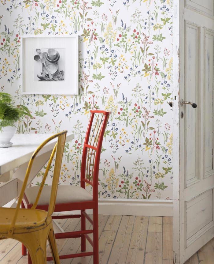 Tienda online telas papel papeles pintados sandberg en - Catalogo de papel pintado para paredes ...
