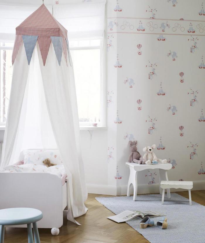 Tienda online telas papel papeles pintados sandberg en - Papeles pintados on line ...