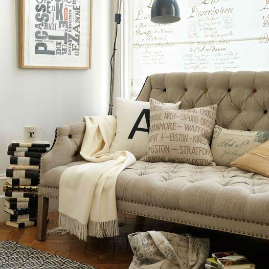 Tienda online telas papel combinar telas en el sal n - Telas para sofas online ...