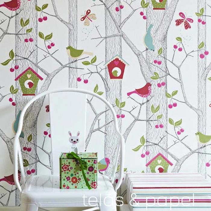 tienda online telas papel decora las paredes con el