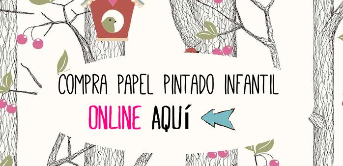 Tienda online telas papel decora las paredes con el - Catalogo de papel pintado para paredes ...