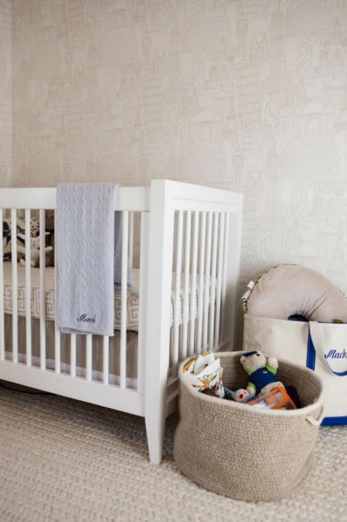 Tienda online telas papel decorar la habitaci n del - Papel pintado habitacion bebe ...