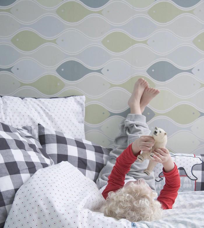 Tienda online telas papel fotomurales infantiles - Fotomurales habitacion juvenil ...