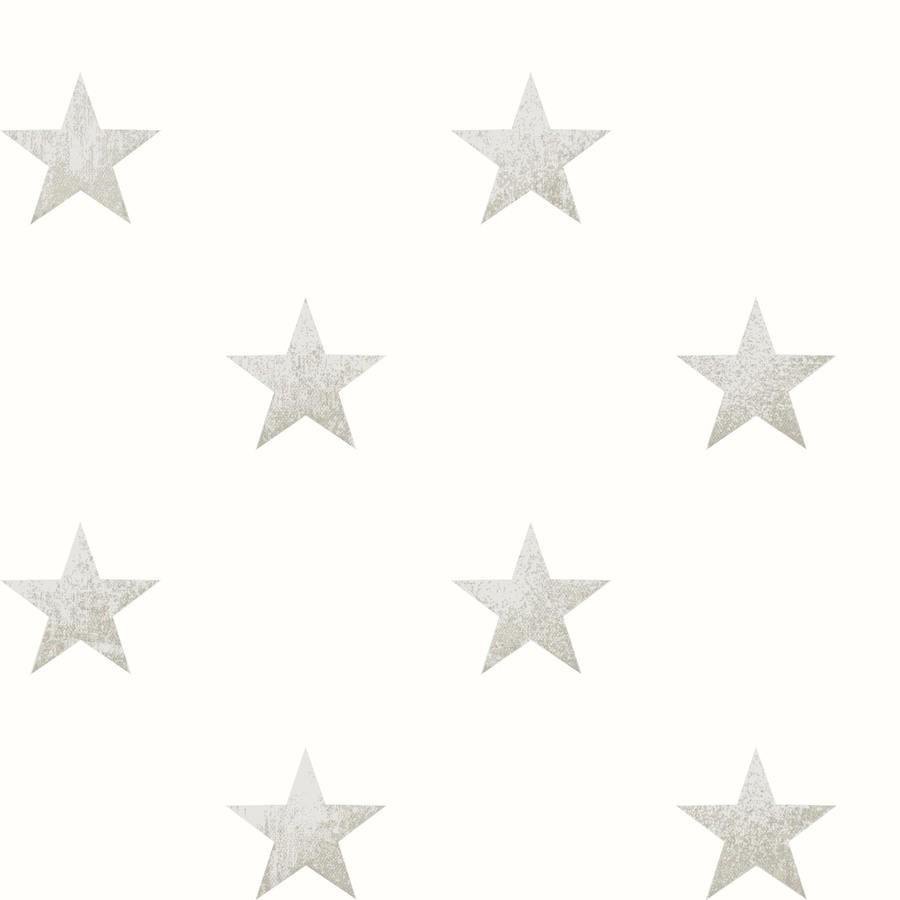 Tienda online telas papel papel pintado estrellas for Papel pintado vintage