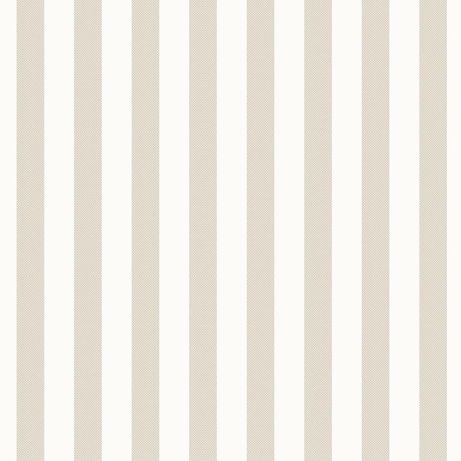 Tienda online telas papel papel pintado rayas pixel beige for Papel pintado rojo y blanco