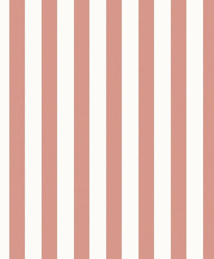 Tienda online telas papel papel pintado rayas pixel rojo for Papel pintado rojo