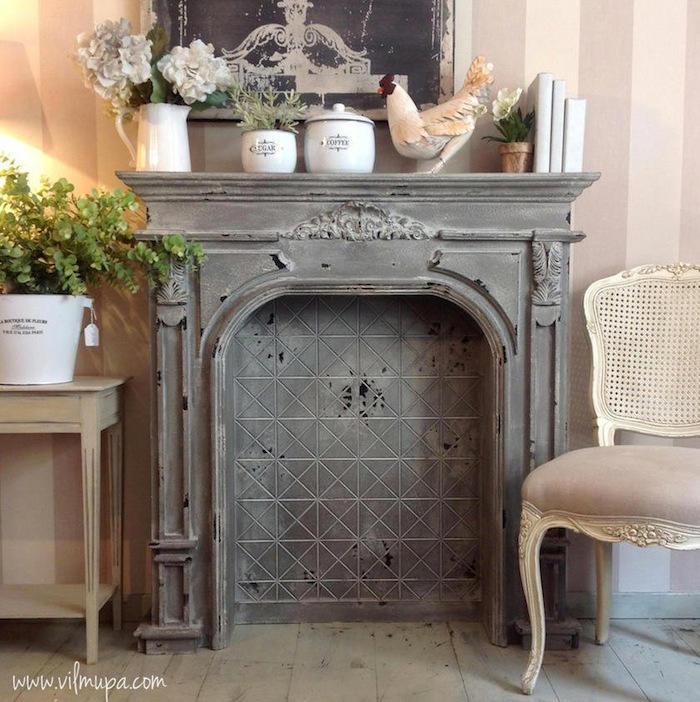 Tienda online telas papel vilmupa una de las mejores tiendas de decoraci n de espa a - Embocadura chimenea ...
