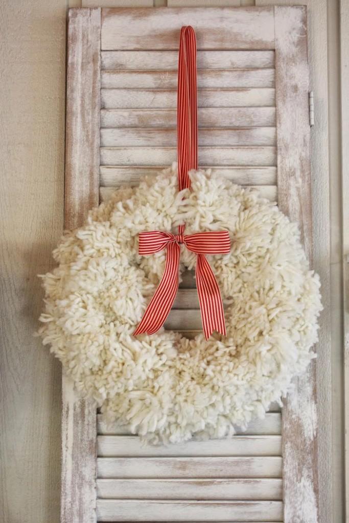 Tienda online telas papel decorar con pompones tu navidad for Decorar online