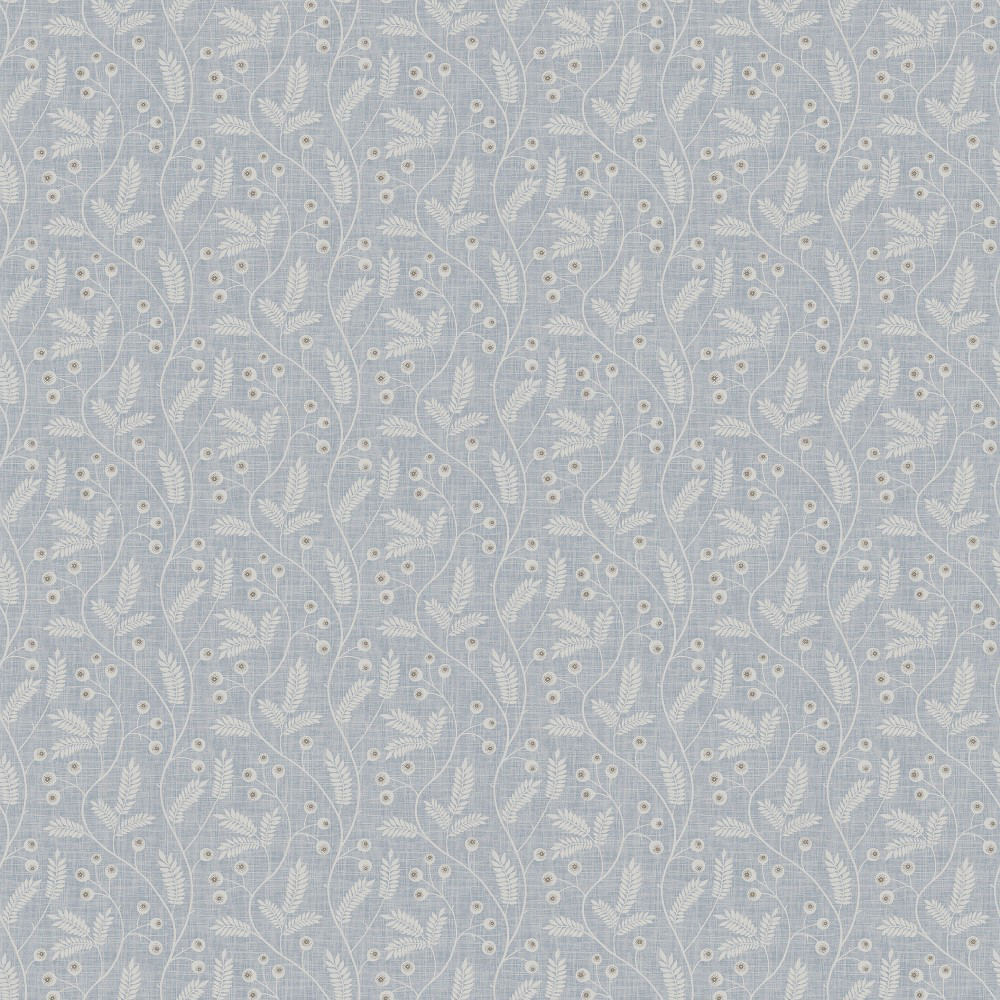 Tienda online telas papel papel pintado maj azul - Papel pintado online ...