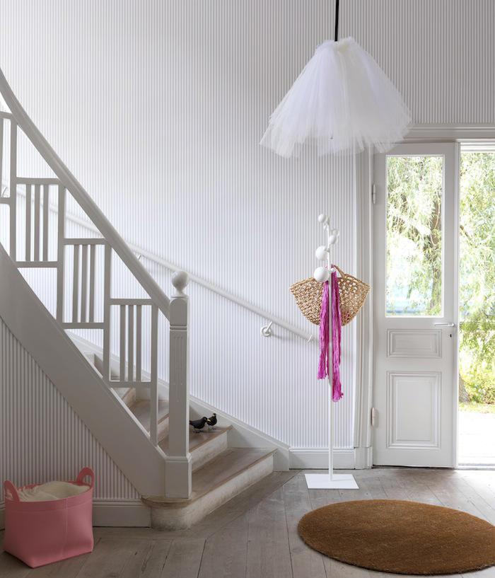 Tienda online telas papel papeles pintados a rayas de - Papel de empapelar paredes ...
