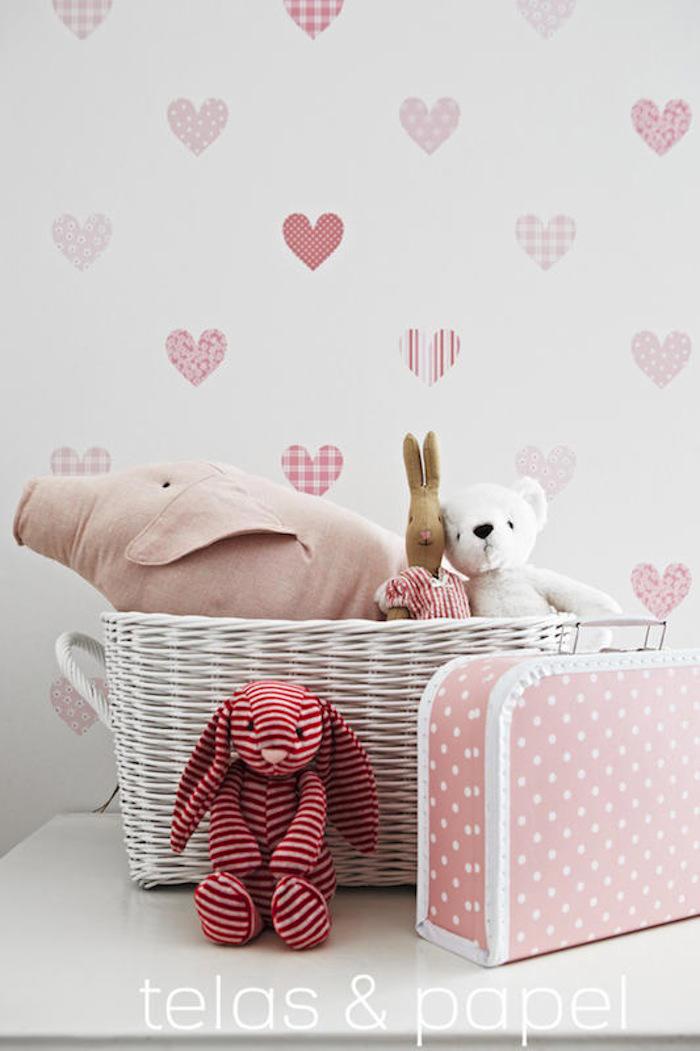 Tienda online telas papel empapelar el cuarto de jugar - Papel pintado para habitacion nina ...