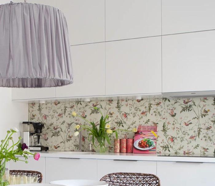 Tienda online telas papel papeles pintados para la - Papel vinilico para cocinas ...