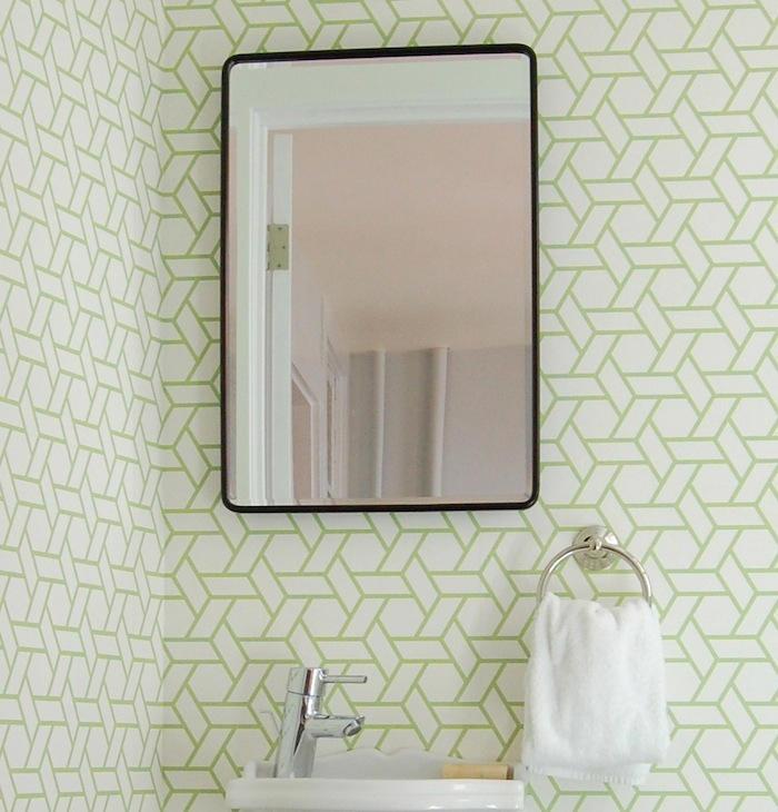 Tienda online telas papel como decorar tu ba o con papel pintado - Papel pintado bano ...