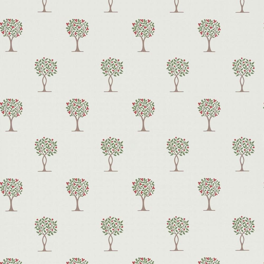 Tienda online telas papel papel pintado arbolitos - Papel pintado online ...