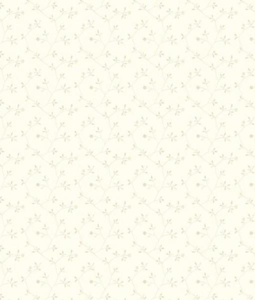 Papel pintado irma con ramitas beige telas papel for Papel pintado tonos beige