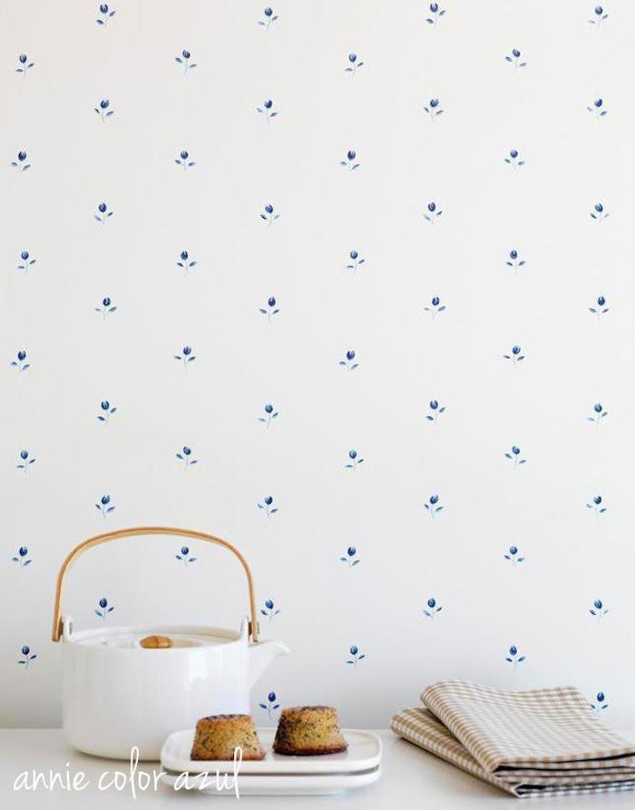 Tienda online telas papel la colecci n de papeles - Papeles pintados romanticos ...