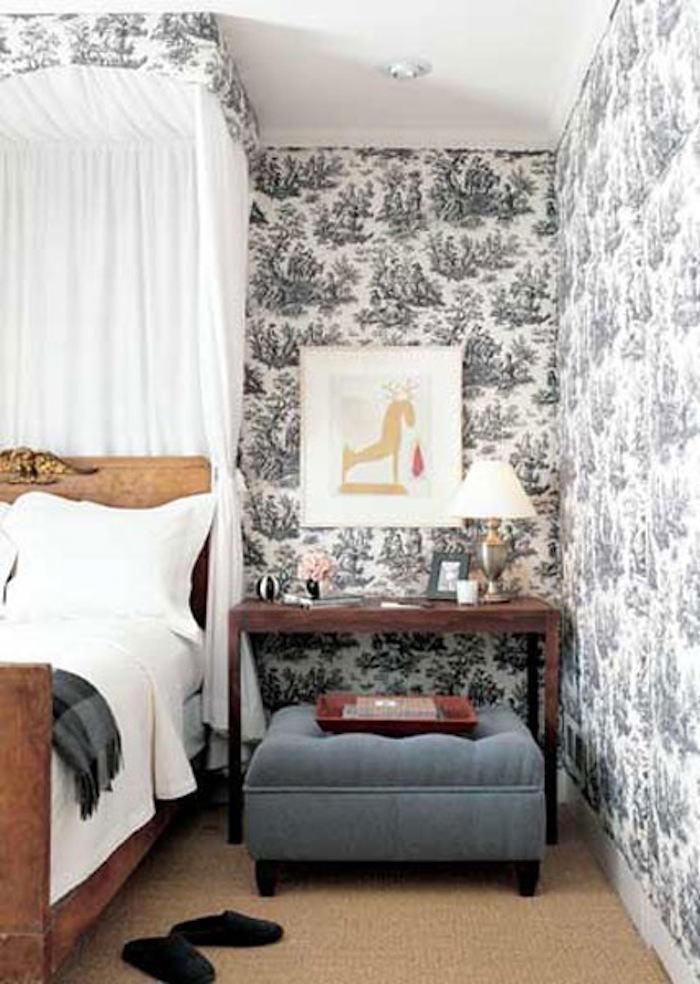 Tienda online telas papel rom nticos dormitorios con for Papel para dormitorios