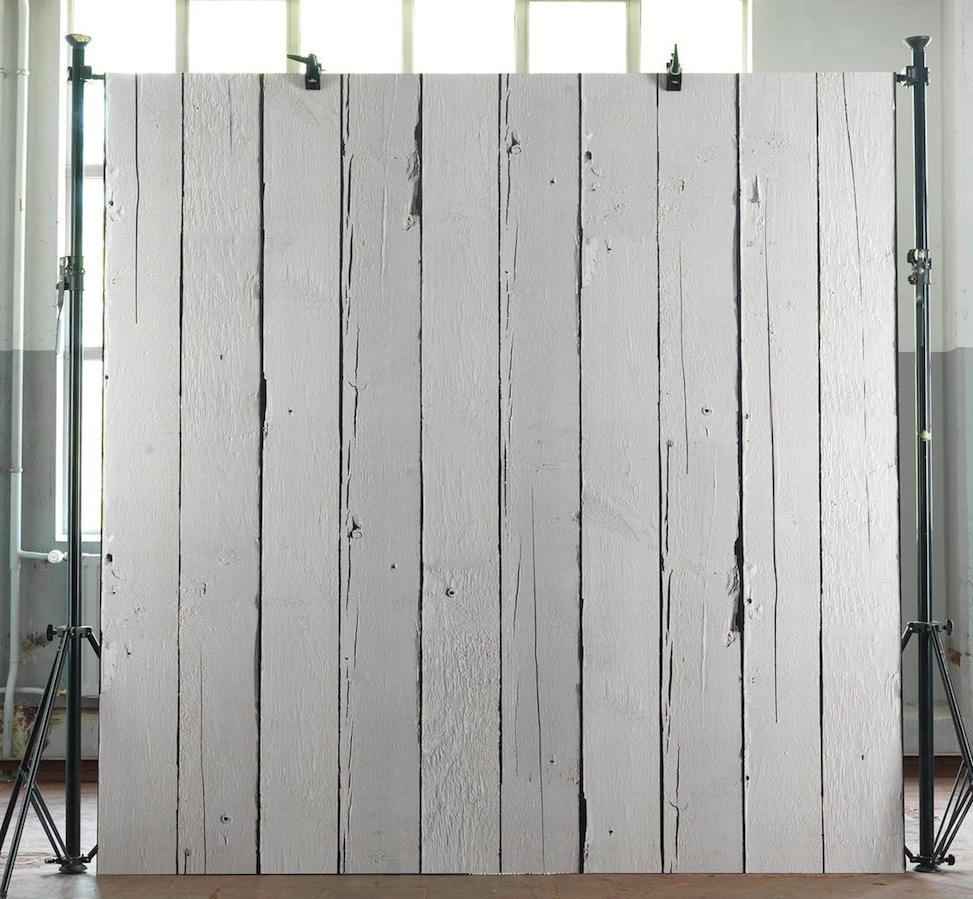 Tienda online telas papel papel pintado con anchos for Papel pintado madera blanca
