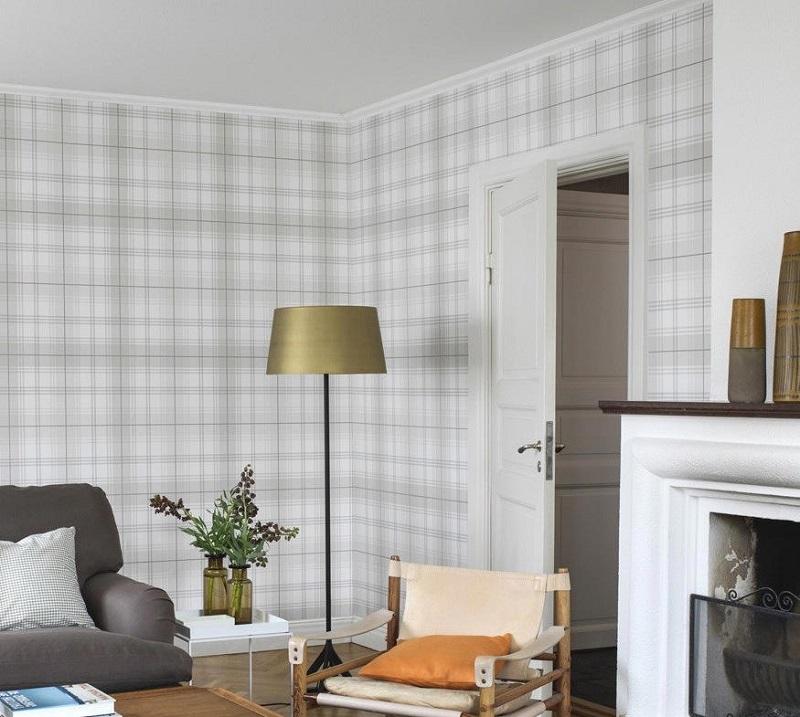 tienda online telas & papel | ¿Quieres renovar tu salón con papel ...