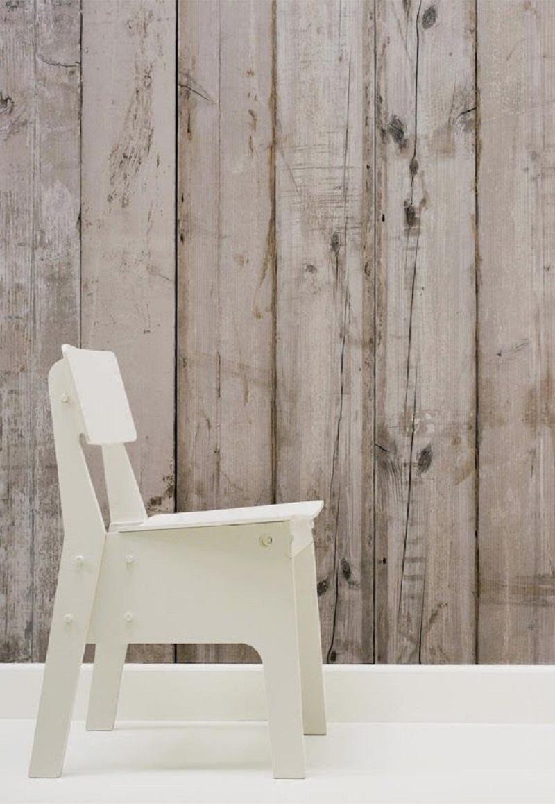 Tienda online telas papel las ventajas del papel for Papel pared madera