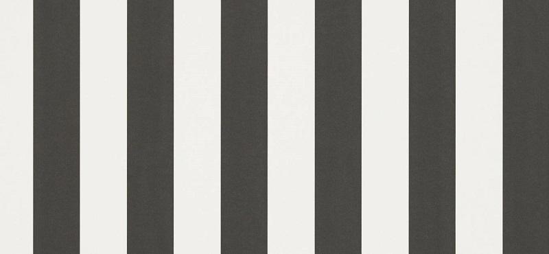 Tienda online telas papel el mejor papel pintado para for Papel pintado rayas negras y blancas