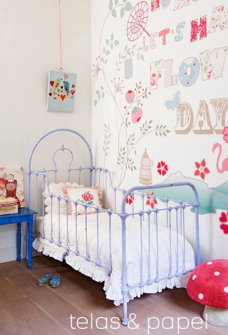 Tienda online telas papel los mejores papeles pintados para el cuarto de tus hijos - Los mejores papeles pintados ...