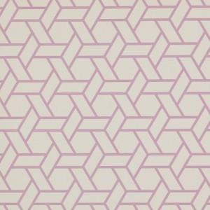 Originalidad y modernidad con el papel pintado geométrico