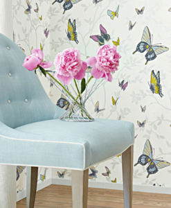 papel-pintado-papillon-mariposas
