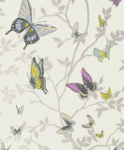 papel-pintado-papillon-metalico