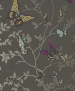 papel-pintado-papillon-negro-carbon
