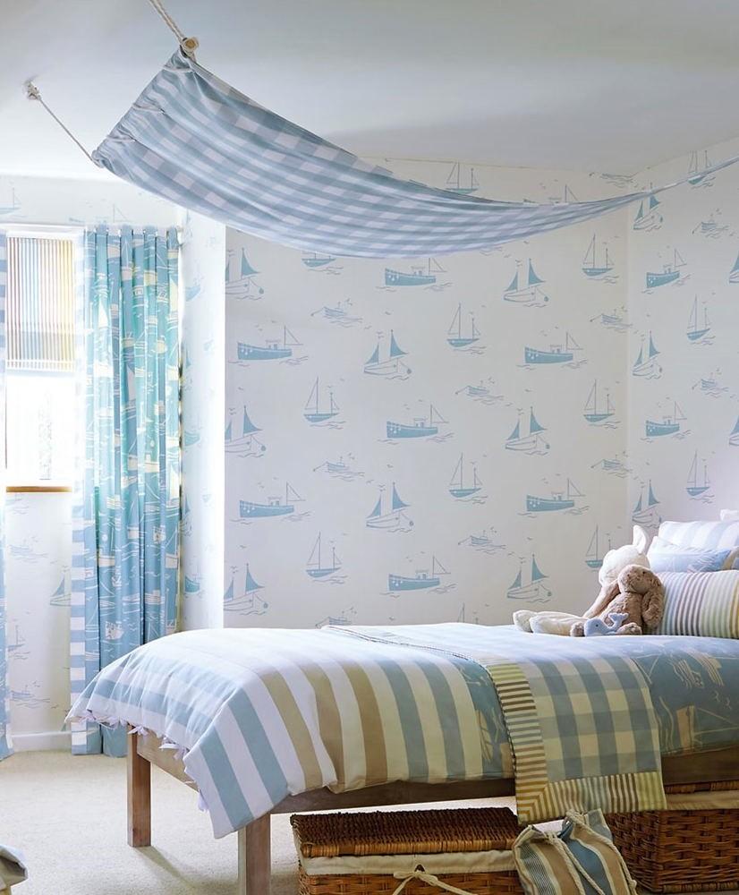 Tienda online telas papel papeles para tu apartamento - Papel pintado dormitorio principal ...