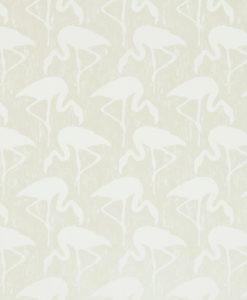 papel-flamencos-fondo crema