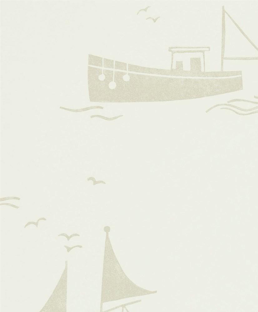 tienda online telas & papel   Papel barcos vintage piedra