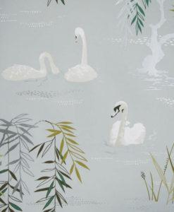 papel-pintado-cisnes-gris-azulado copia