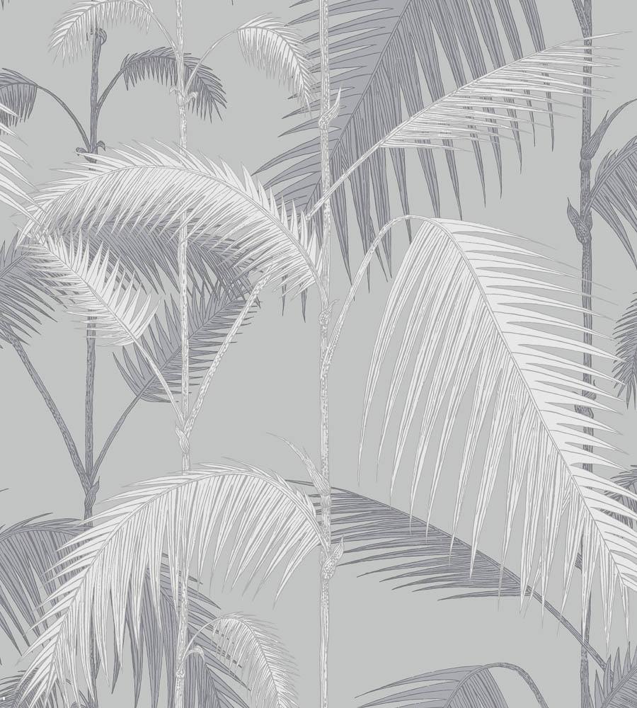 Tienda online telas papel papel pintado palmeras selva for De papel pintado