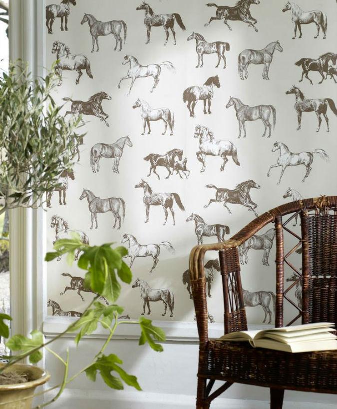 Tienda online telas papel en telas y papel nos - Papel pintado animales ...