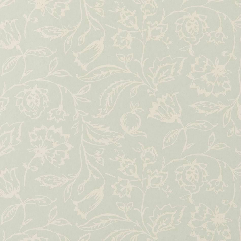 Tienda online telas papel papel pintado marie azul verdoso - Papeles pintados online ...