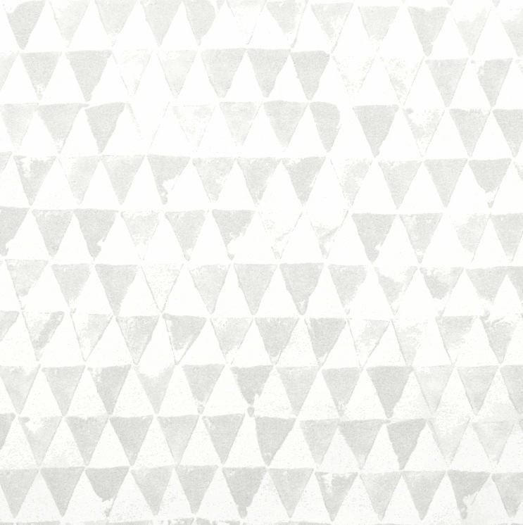 Tienda online telas papel papel infantil triangulos grises - Telas infantiles online ...
