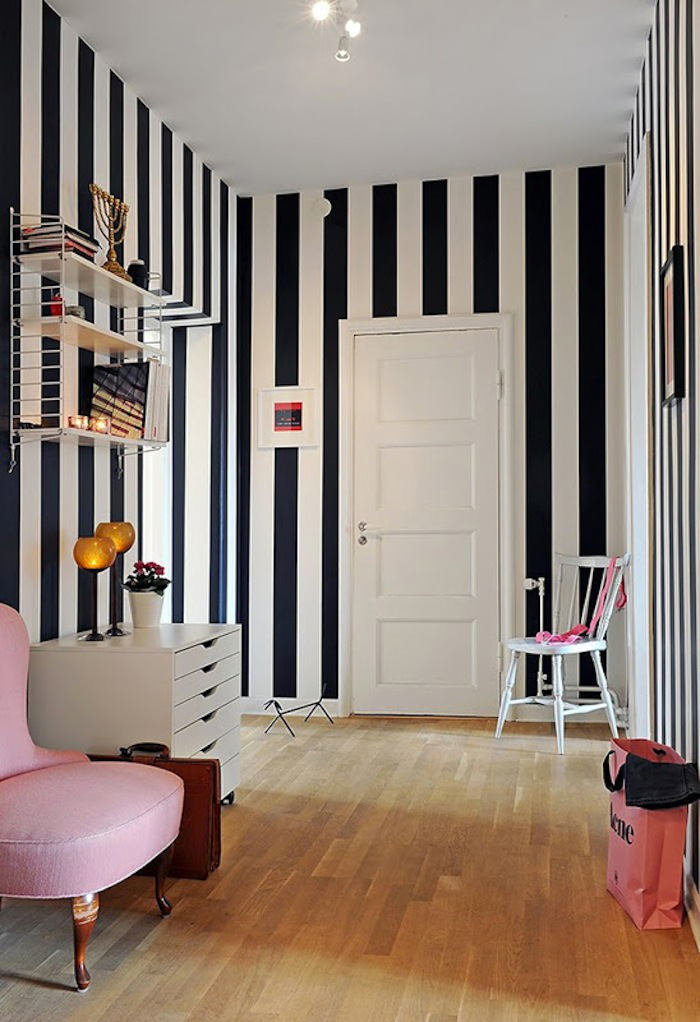 Tienda online telas papel nos gusta el papel pintado - Papeles pintados para pasillos ...