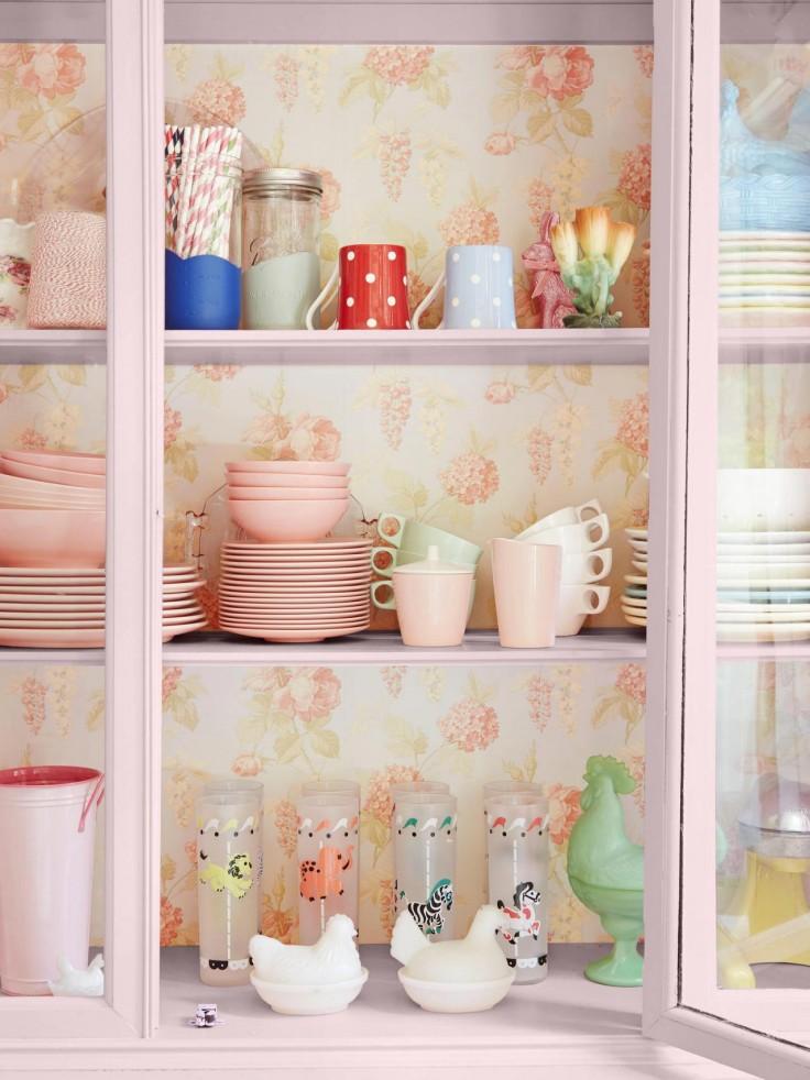 Tienda online telas papel 10 sitios donde colocar - Colocar papel pintado ...