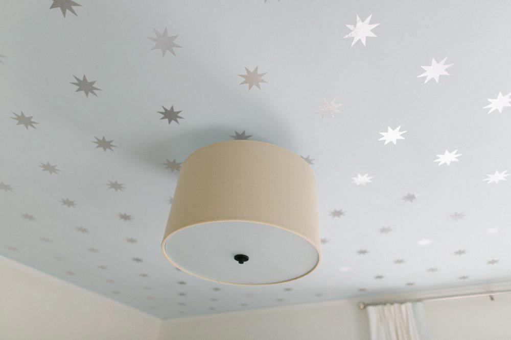 techo con estrellas