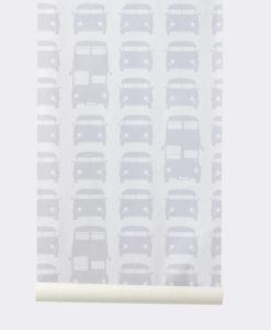 papel-infantil-coches-hora-punta