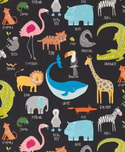 tela-infantil-animales-68-negro