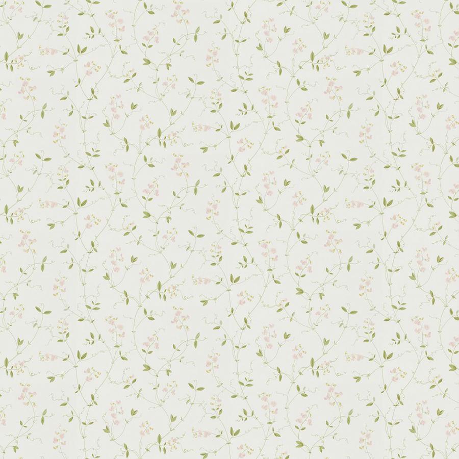 Tienda online telas papel papel guisante de olor rosa for Papel pintado romantico