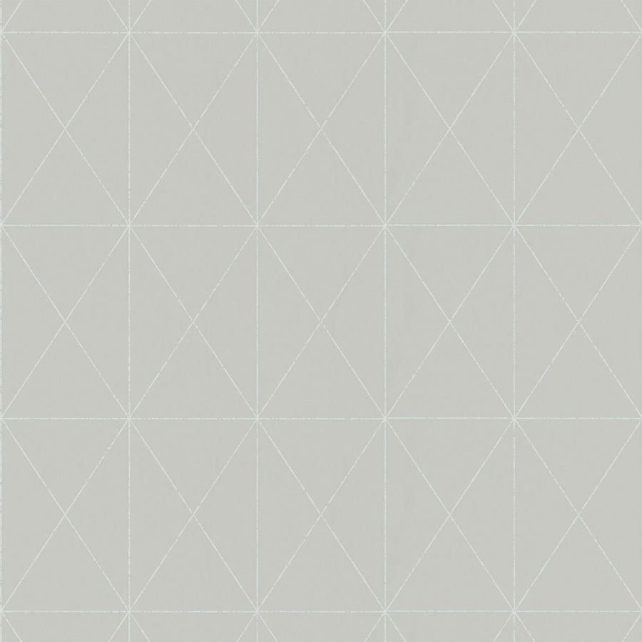 Tienda online telas papel papel pared geom trico line gris - Papel pared gris ...