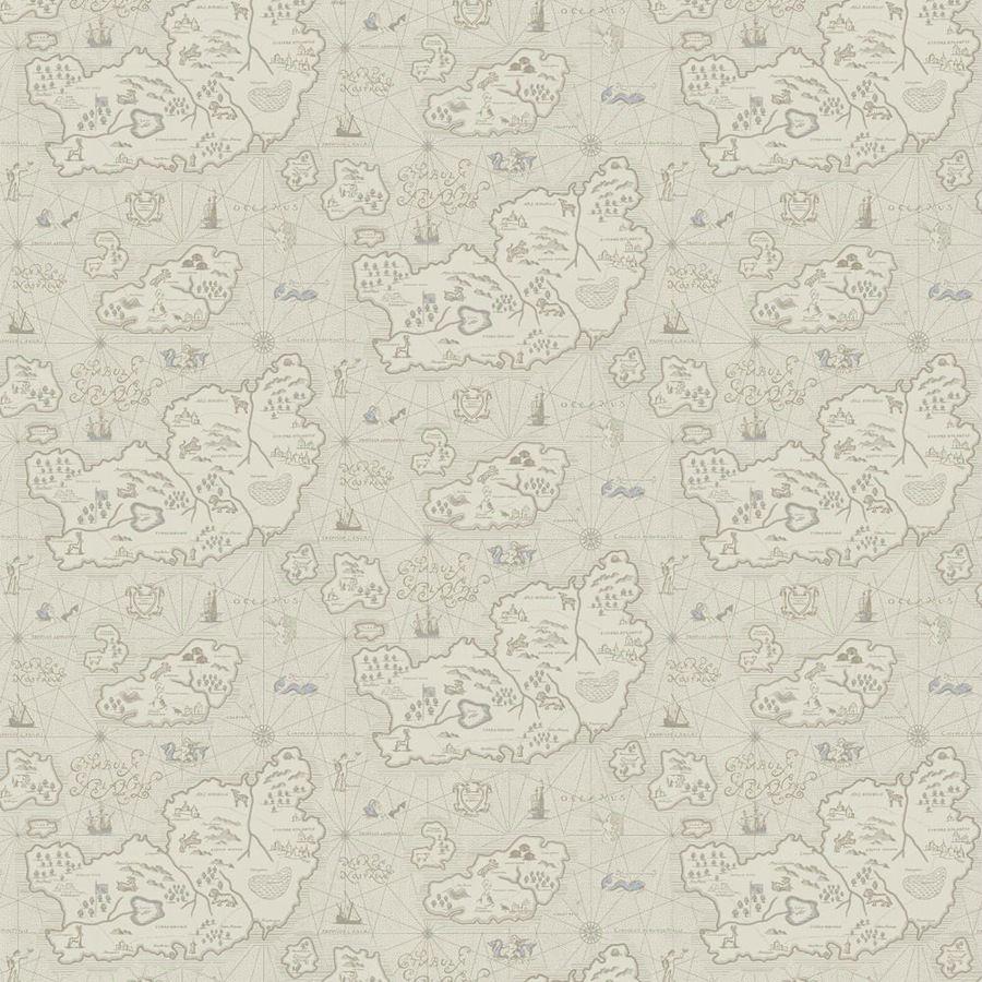 Tienda online telas papel papel pared mapa fant stico - Papel pintado mapa ...