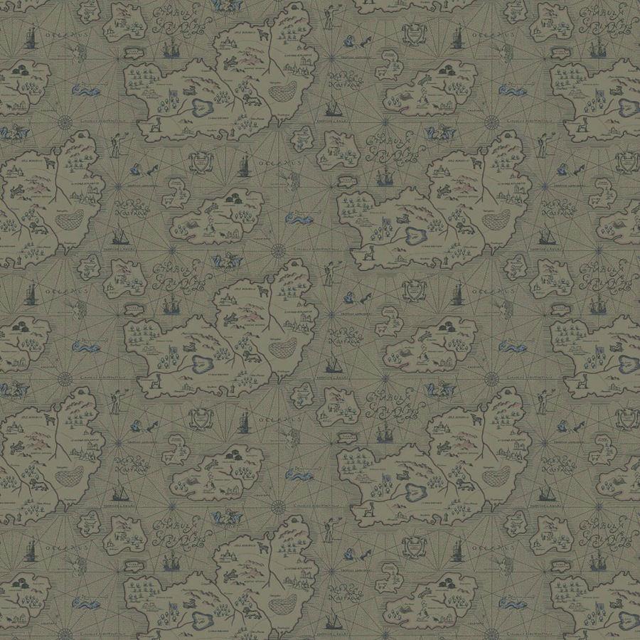 Tienda online telas papel papel pared mapa fant stico - Papel pared lavable ...