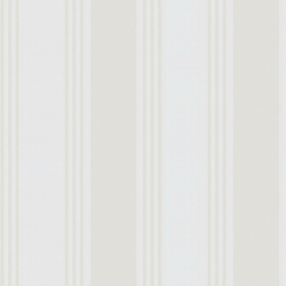 Tienda online telas papel papel pared rayas sara beige - Papel pared rayas ...