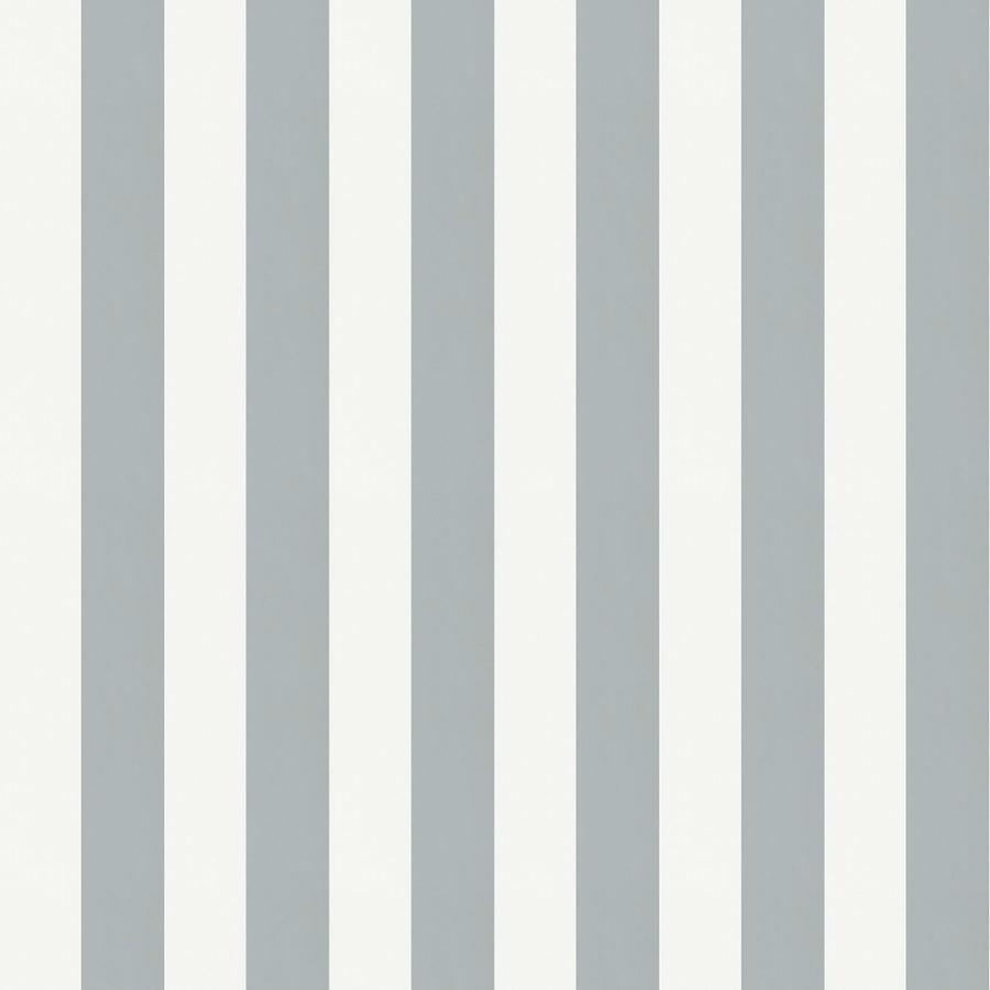 Tienda online telas papel papel pintado rayas magnus gris - Papel pintado rayas grises ...